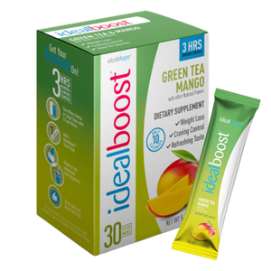 IdealBoost Green Tea & Mango - 30 Servings