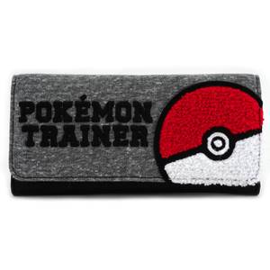 Loungefly Pokémon Trainer Trifold Wallet