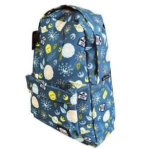 Loungefly Star Wars Rebels Floral Nylon Backpack