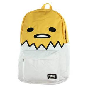 Loungefly Sanrio Gudetama Face Nylon Backpack