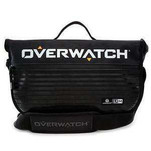 Loungefly Overwatch Logo Messenger Bag