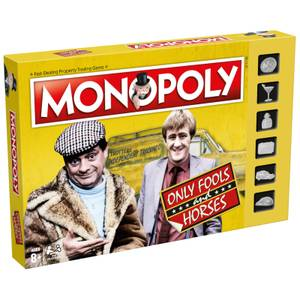 Monopoly Brettspiel - Only Fools and Horses-Ausgabe