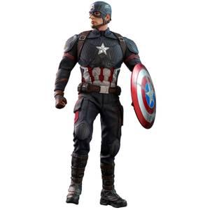 Hot Toys 1:6 Captain America - Avengers: Endgame