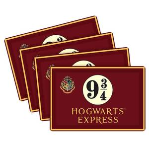 Harry Potter 9 3/4 Placemats