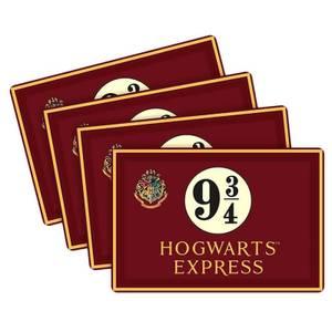 Sets de table Harry Potter 9 3/4