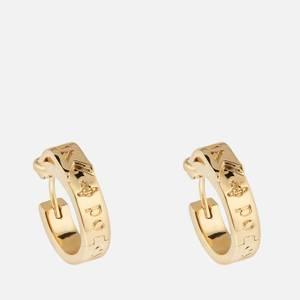 Vivienne Westwood Women's Bobby Earrings - Gold