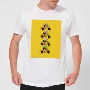 Mark Fairhurst TDF Maillots Men's T-Shirt - White