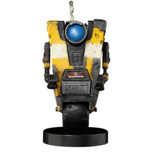 Borderlands Collectible Claptrap 8 Inch Cable Guy Controller and Smartphone Stand