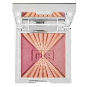 PÜR Out of the Blue 3-in-1 Vanity Blush Palette - Beam of Light 5g