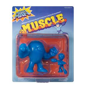 Super7 Mega Man Devil and Mega Man Blue M.U.S.C.L.E. Figures - Zavvi Exclusive (2-Pack)