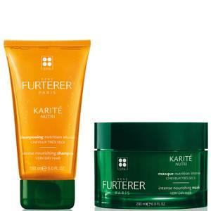 René Furterer Intense Hydration Set for Very Dry Hair (Worth $80)