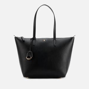 Lauren Ralph Lauren Women's Keaton 26 Tote Bag - Black