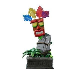 First 4 Figures Crash Bandicoot Statue Mini Aku Aku Mask (40cm)