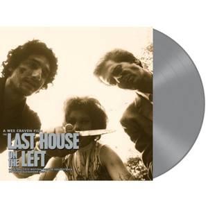 La Dernière maison sur la gauche (BO 1972) - Exclusivité Zavvi - Vinyle Gris (100 exemplaires dans le monde)