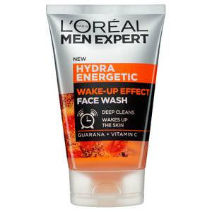 L'Oréal Men Expert Hydra Energetic Anti-Fatigue Face Wash 100ml