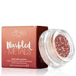Ciaté London Marbled Metals Metallic Glitter Eyeshadow 4g (Various Shades)