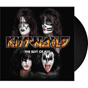 Kiss - KISSWORLD - The Best Of KISS 2xLP