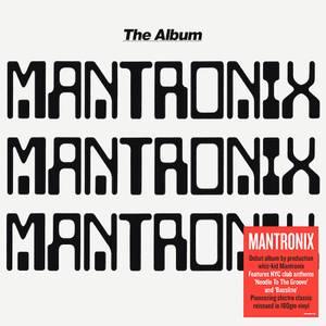 Mantronix - The Album LP