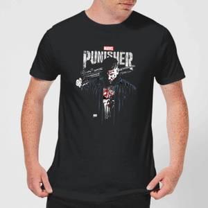 Marvel Frank Castle Men's T-Shirt - Black