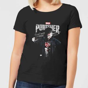 Marvel Frank Castle Women's T-Shirt - Black