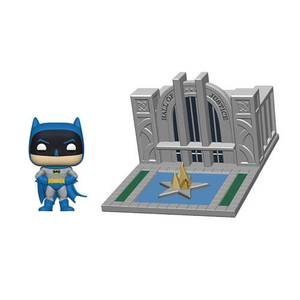Batman with Hall of Justice Batman 80th Funko Pop! Town
