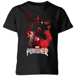 Marvel The Punisher Kids' T-Shirt - Black