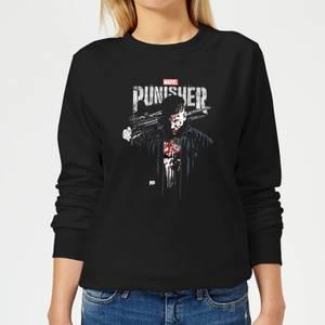 Marvel Frank Castle Women's Sweatshirt - Black