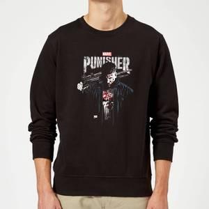 Marvel Frank Castle Sweatshirt - Black