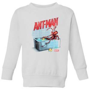 Marvel Bathing Ant Kids' Sweatshirt - White