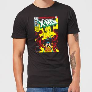 X-Men Dark Phoenix The Black Queen Men's T-Shirt - Black