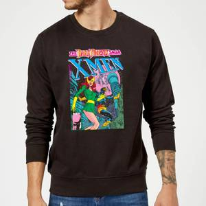 X-Men Dark Phoenix Saga Sweatshirt - Black