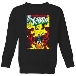 X-Men Dark Phoenix The Black Queen kindertrui - Zwart