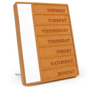 Cork Weekly Planner