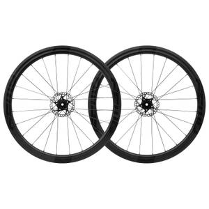 Fast Forward F4 DT350 Disc Brake Clincher Wheelset