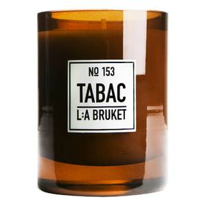 L:A BRUKET Large Tabac Scented Candle 260g