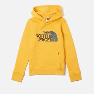 The North Face Boys' Youth Drew Peak Pull Over Hoody - TNF Yellow