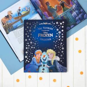 Post-Personalised Frozen Collection - Deluxe