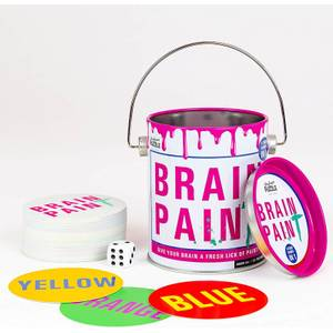 Brain Training - Brain Paint