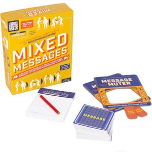 Looney Goose Mixed Messages Game
