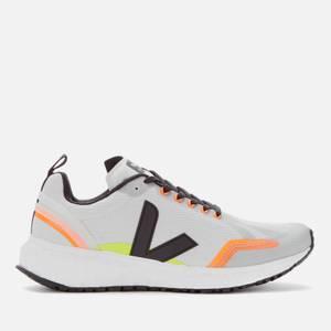Veja Men's The Condor Running Shoes - Light Grey/Black