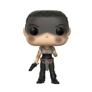 Figurine Pop! Imperator Furiosa Sans Bras EXC - Mad Max Fury Road