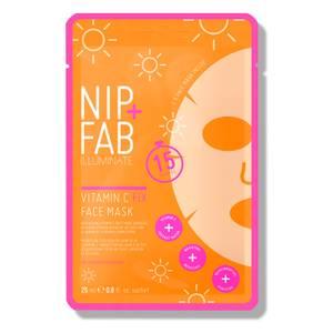 NIP+FAB Vitamin C Fix Face Mask 10g