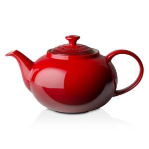 Le Creuset Stoneware Classic Teapot - Cerise