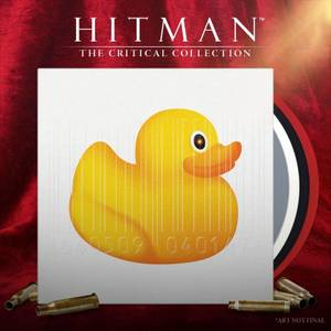iam8bit Hitman The Critical Collection 4xLP