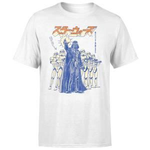 T-Shirt Star Wars Kana Force Choke - Homme - Blanc