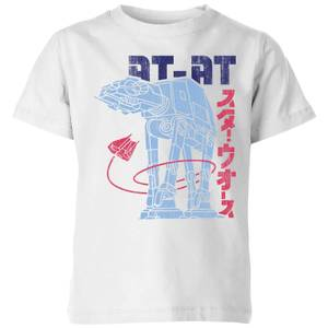 Star Wars Kana AT-AT Kids' T-Shirt - White