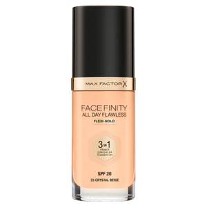 Max Factor Facefinity All Day Flawless Foundation 30ml (Various Shades)