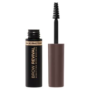 Max Factor Brow Revival Densifying Eyebrow Gel with Oils and Fibres 4.5g (Various Shades)