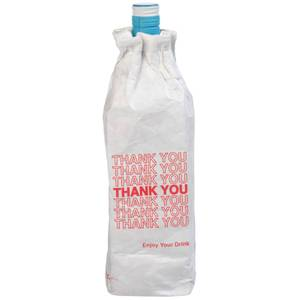 Wine Cool Bag - Thank You
