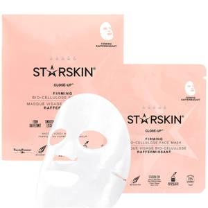 STARSKIN Close-Up Firming Bio-Cellulose Second Skin Face Mask 1.4 oz